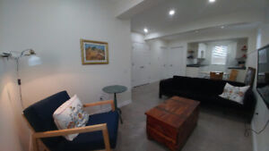 Spacious - 1 Bedroom - All Inclusive - Furnished - BRAND NEW!