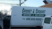 DON'T HIRE JUST ANYONE PROFESSIONAL MOVERS 306 979-8747