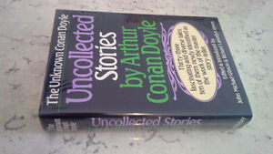Uncollected Stories by Arthur Conan Doyle, 1982 Kitchener / Waterloo Kitchener Area image 1