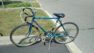 bicycle RALEIGH 10 speeds
