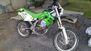 KLX 250S Dual Sport - Great For Beginners!