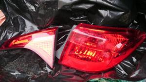 2017 Toyota Corolla Tail light