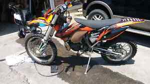 2014 KTM 300xc Peterborough Peterborough Area image 2