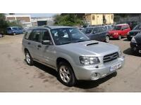 2005 Subaru Forester 2.0 XT 5dr