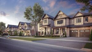 Brand New Homes Starting From $409,990 in CALEDONIA