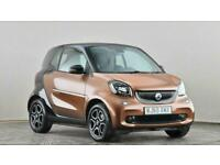 2015 smart fortwo coupe 1.0 Prime 2dr Auto Small petrol Automatic