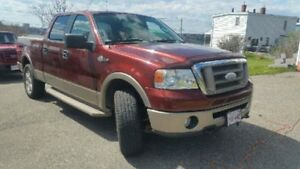 PRICE REDUCED 2006 Ford F150 King Ranch Great Deal