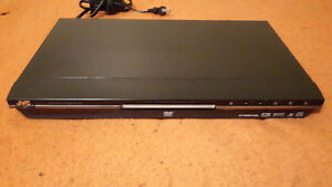 JVC DVD PLAYER, Model XV-N50BK