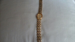 SEIKO QUARTZ LADIES GOLD PLATED WATCH West Island Greater Montréal image 3