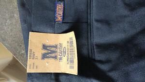 New doyle uniform pant sz 27