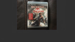 PS3 Video Game - Dead Island