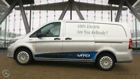 2020 Mercedes-Benz Vito E PURE Auto Panel Van Diesel Automatic
