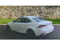 2020 Lexus IS SALOON 300h F-Sport 4dr CVT Auto (Navigation) Saloon Petrol/Electr