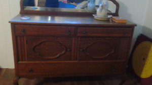Buffet c/w table and chairs