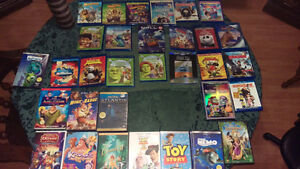 Lot #5 disney and kids blu ray and dvds various prices