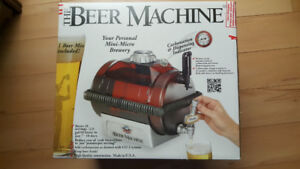 Beer Machine - Brew your own Beer!