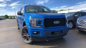 2019 Ford F-150 XLT 2.7L V6 301A