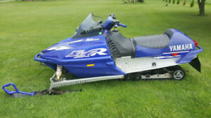 Yamaha sxr 2001 for sale