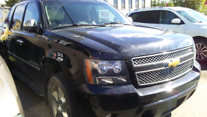 2012 Chevrolet Avalanche LTZ Pickup Truck 4x4 Fully Loaded Black