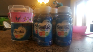 Baby formula. Various
