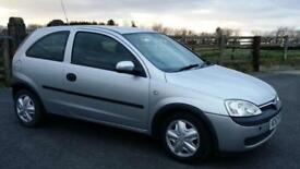 Vauxhall/Opel Corsa 1.0i 12v 2003MY Club