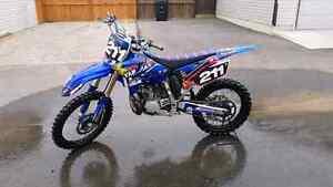 2011 YZ250 Two Stroke