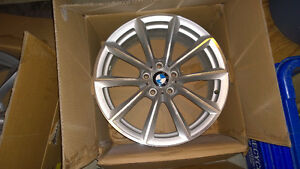 "OEM - 19"" BMW RIMS - SET of 4 Kitchener / Waterloo Kitchener Area image 2"