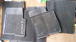 F150 all weather mats