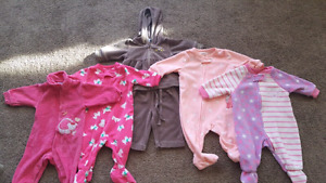 Baby clothes for girl 3 month