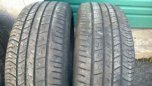 Selling 2X 205 55 16 GoodYear All-Season Tires