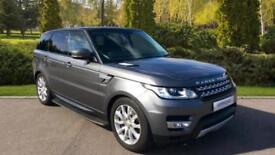 2014 Land Rover Range Rover Sport 3.0 SDV6 292hp HSE - Sliding P Automatic Diese