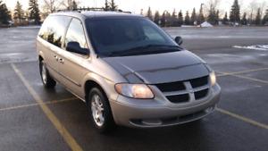 Dodge Caravan 2002 Sport minivan