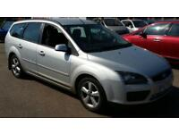 Ford Focus 1.8TDCi Zetec Estate Climate, 60+mpg, Drives Great & Cheap Too