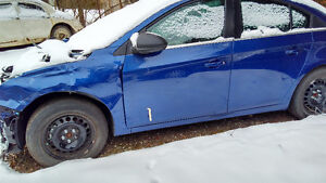 2013 Chevrolet Cruze Parting out