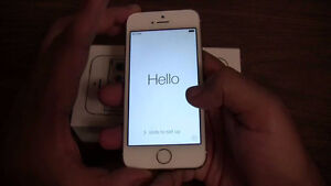 **Selling a 16gb Gold Iphone 5s in great condition** Kingston Kingston Area image 2