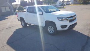 2017 Chevrolet Colorado Only 15,000Km