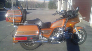 1985 Goldwing Limited $2800 Fuel Injection Excellent Cond.Loaded