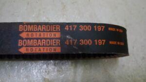 Renegade 600 HO Belt and Plugs (Bombardier / Skidoo)
