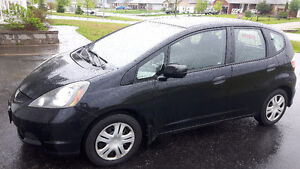 2009 Honda Fit Hatchback