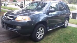 2005 Acura MDX full loaded SUV, Crossover