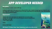 App Developer Need