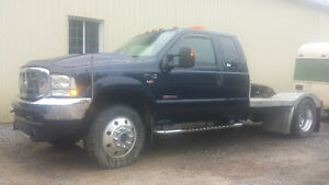 2003 Ford F-550 Camion 4X4