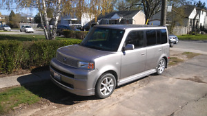 2005 scion xb certifed etested