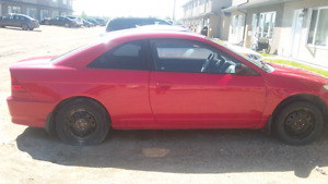 Parting out 2005 Honda Civic Coupe
