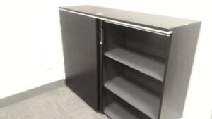 Office cabinet with numeric lock
