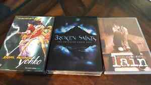 Anime lot - Serial Experiments Lain + others