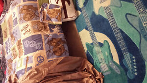 Rock and Roll bedding