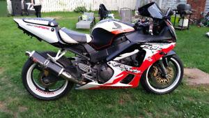 RARE!!!!2001 HONDA ERION RACING CBR900RE /929RR  #0002
