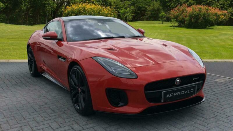2019 Jaguar F Type 3 0 [380] Supercharged V6 R Dynamic 2dr Auto Petrol  Coupe Cou | in Leeds, West Yorkshire | Gumtree