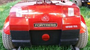 Fortress 1700 TA Scooter